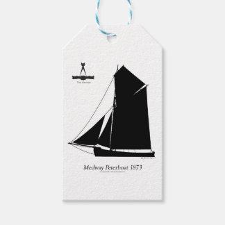 1873 Medway Peterboat - tony fernandes