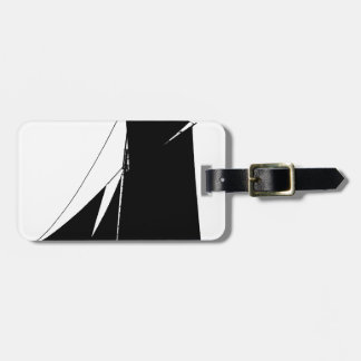 1873 Medway Peterboat - tony fernandes Luggage Tag