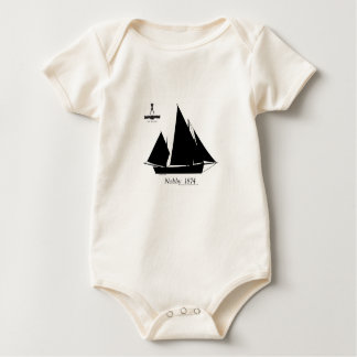 1874 Nobby - tony fernandes Baby Bodysuit