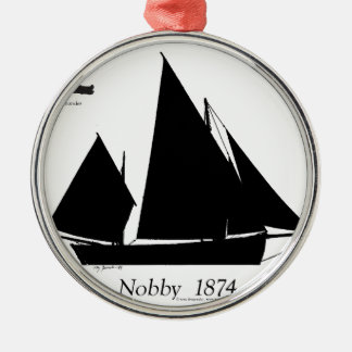 1874 Nobby - tony fernandes Christmas Ornament