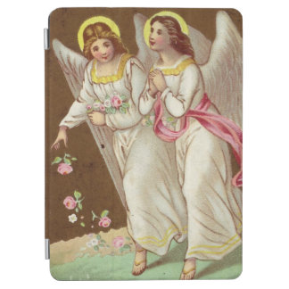 1875: A Victorian greetings card iPad Air Cover