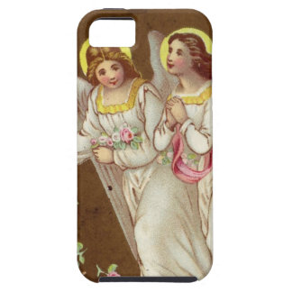 1875: A Victorian greetings card iPhone 5 Cover