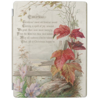 1879: A ninteenth century Christmas card iPad Cover