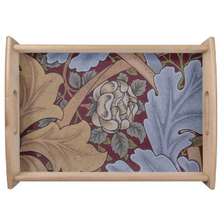 1880 William Morris St James Palace Wallpaper Serving Tray