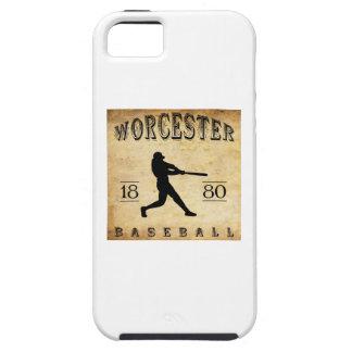 1880 Worcester Massachusetts Baseball iPhone 5 Cases