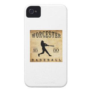 1880 Worcester Massachusetts Baseball Blackberry Case