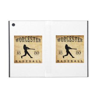 1880 Worcester Massachusetts Baseball Cover For iPad Mini