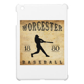 1880 Worcester Massachusetts Baseball iPad Mini Covers
