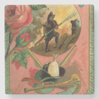 1880's Fireman Firefighter Coaster