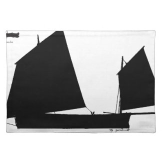 1881 Beer Lugger - tony fernandes Placemat