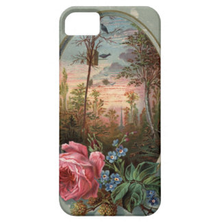 1883: Flowers of the woods iPhone 5 Cases