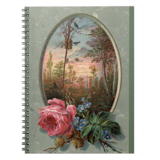 1883: Flowers of the woods Notebooks