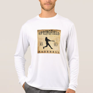 1883 Springfield Illinois Baseball T-Shirt