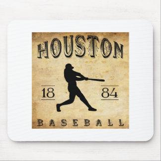 1884 Houston Texas Baseball Mousepads