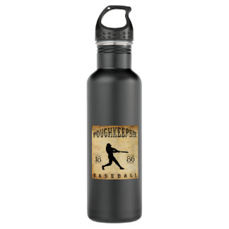 1886 Poughkeepsie New York Baseball 710 Ml Water Bottle