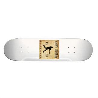 1887 Saint Albans Vermont Baseball Skateboards