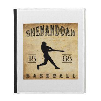 1888 Shenandoah Pennsylvania Baseball iPad Folio Case