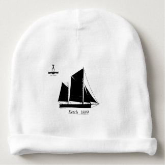 1889 solent ketch - tony fernandes baby beanie