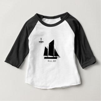 1889 solent ketch - tony fernandes baby T-Shirt