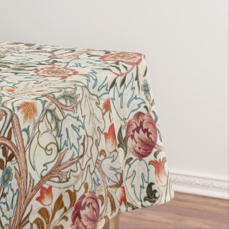 1890 Vintage William Morris Acanthus Portière Tablecloth