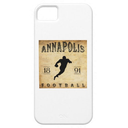 1891 Annapolis Maryland Football iPhone 5 Case