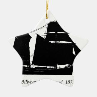 1891 Billyboy - tony fernandes Christmas Ornament