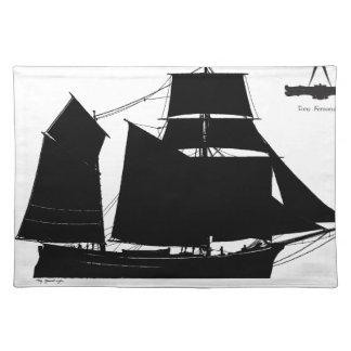 1891 Billyboy - tony fernandes Placemat