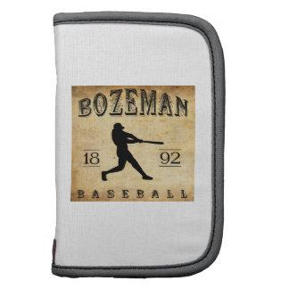 1892 Bozeman Montana Baseball Organizer
