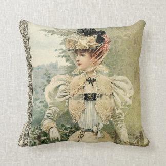 1896 La Nouvelle Mode Cushion