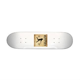 1897 Newport Rhode Island Baseball Skateboard