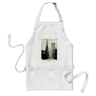 1898 Broadway New York City Aprons