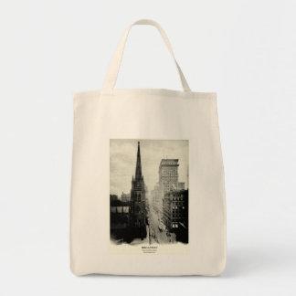 1898 Broadway New York City Tote Bag