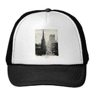 1898 Broadway New York City Hat