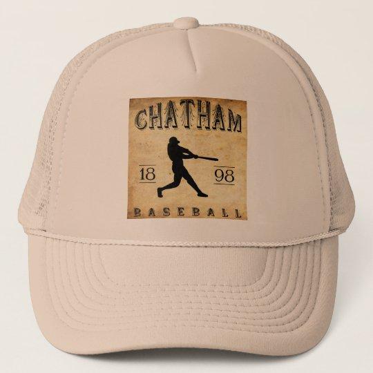 1898 Chatham Ontario Canada Baseball Cap