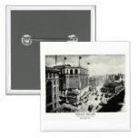 1898 Herald Square New York City Button