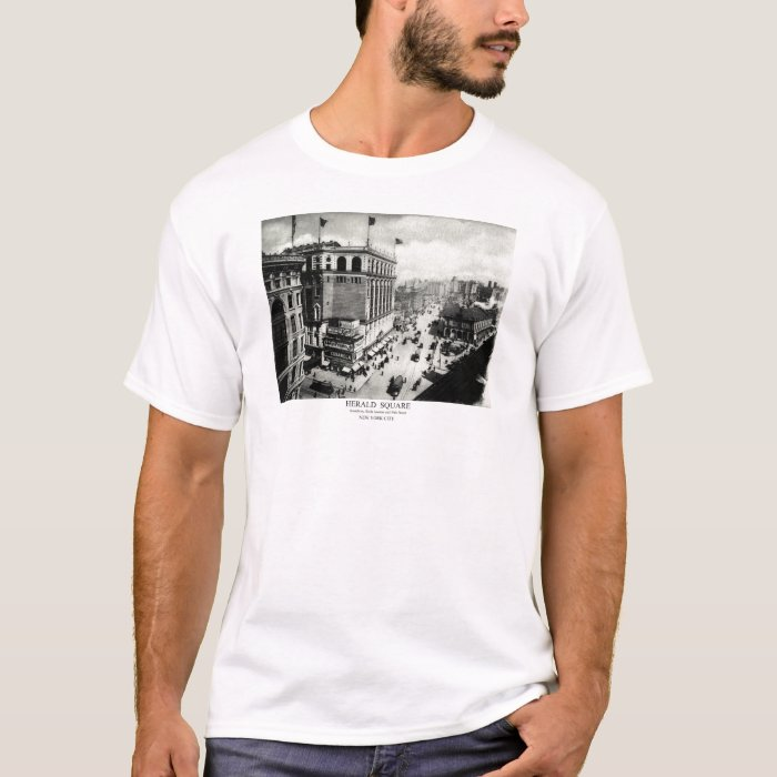 1898 Herald Square New York City T-Shirt
