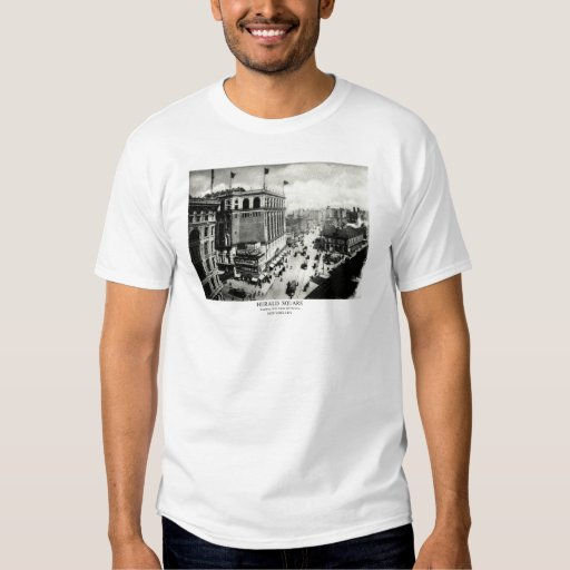 1898 Herald Square New York City Tees