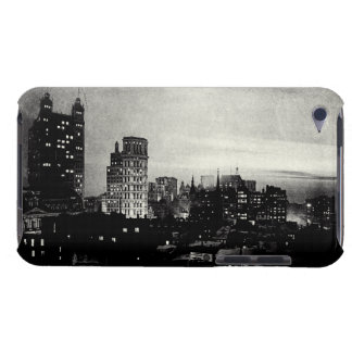 1898 Lower Manhattan at dusk Barely There iPod Cover