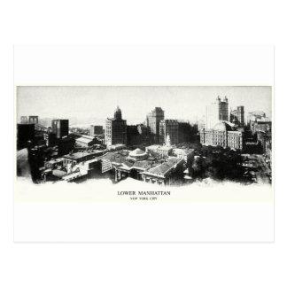 1898 New York Panorama Postcards