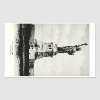 1898 Statue of Liberty Stickers