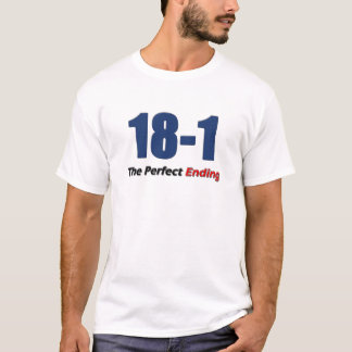 18-1 perfect ending T-Shirt
