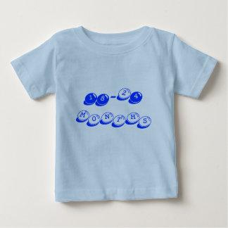 '18-24 months' blue candy kids t-shirt