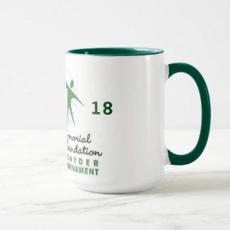 18 Annual Commemorative Patricia Snyder Coffee Mug