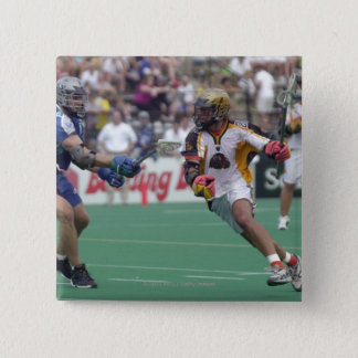 18 Aug 2001:  Hugh Donovan #43  Baltimore 15 Cm Square Badge