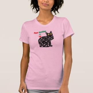 18 Snow Cat Purr-fection T Shirts