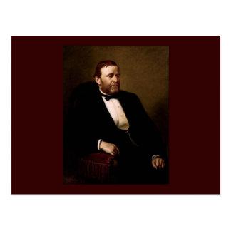 18 Ulysses S. Grant Postcard