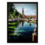"""18"""" x 24"""" Poster (semi gloss) See Spain Collection"""
