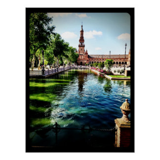 "18"" x 24"" Poster (semi gloss) See Spain Collection"