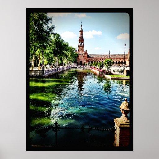 "18"" x 24"" Poster (semi gloss) See Spain"
