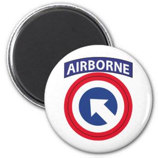 18th Airborne COSCOM 6 Cm Round Magnet